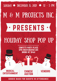 Holiday Shop Pop Up